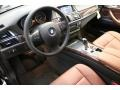Cinnamon Brown 2013 BMW X5 Interiors