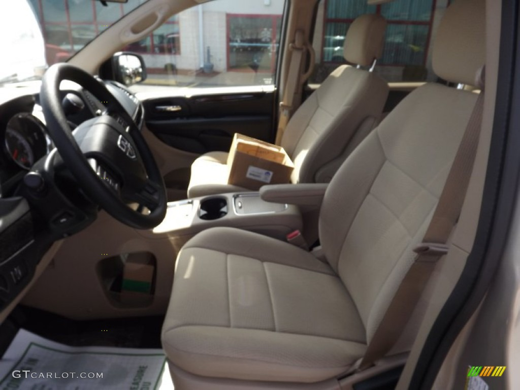 2013 Dodge Grand Caravan Sxt Interior Photos