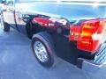 2011 Black Chevrolet Silverado 1500 Regular Cab 4x4  photo #4