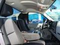 2011 Black Chevrolet Silverado 1500 Regular Cab 4x4  photo #9