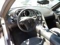 2008 Pontiac Solstice Ebony Interior Prime Interior Photo