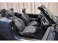 Lounge Carbon Black Leather Interior Photo for 2009 Mini Cooper #78446258