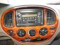 2002 Toyota Tundra Oak Interior Controls Photo