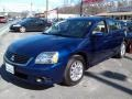 Maizen Blue Pearl 2009 Mitsubishi Galant ES