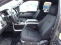 Black 2013 Ford F150 Interiors
