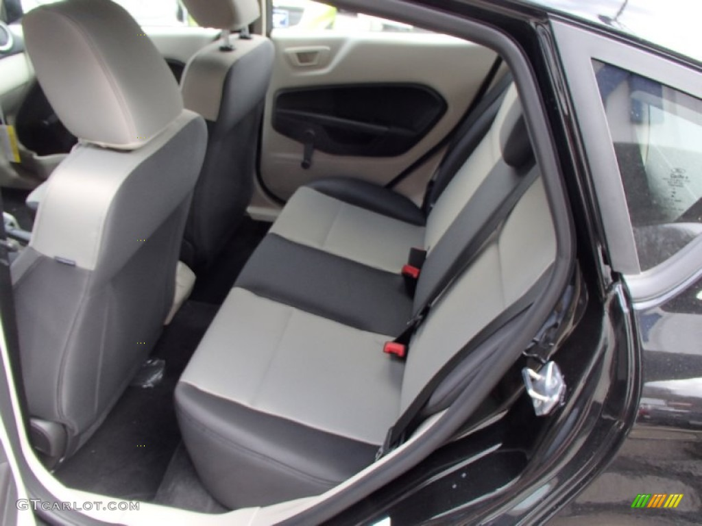 2013 Ford Fiesta S Hatchback Interior Color Photos