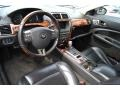 2007 Jaguar XK Charcoal Interior Prime Interior Photo