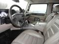 Wheat Interior Photo for 2003 Hummer H2 #78457475
