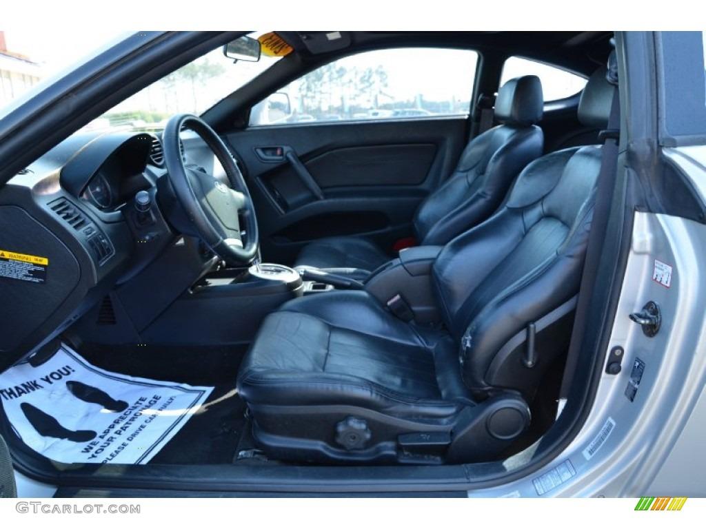 2003 Hyundai Tiburon Gt V6 Interior Photos