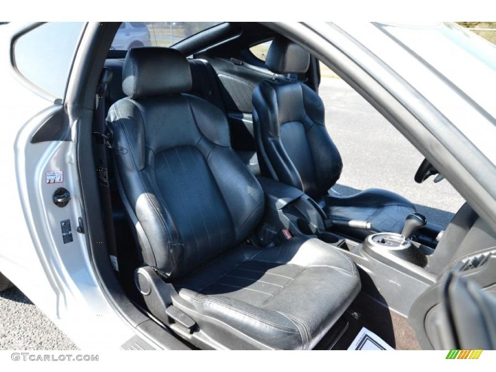 2003 Hyundai Tiburon Gt V6 Interior Color Photos