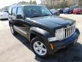 Brilliant Black Crystal Pearl 2012 Jeep Liberty Gallery