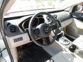 Sand 2008 Mazda CX-7 Interiors