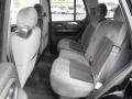 2008 GMC Envoy Ebony Interior Rear Seat Photo