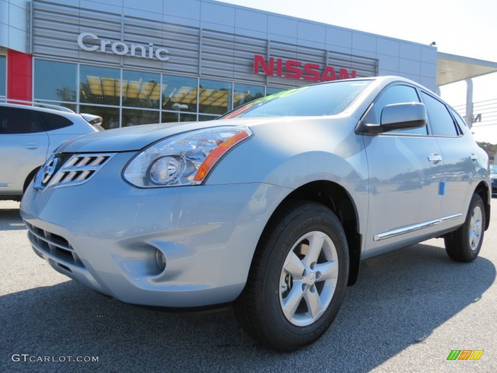2013 frosted steel nissan rogue s special edition 78461621 frosted steel nissan rogue vanachro Choice Image
