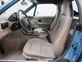 Beige Front Seat Photo for 1998 BMW Z3 #78475718