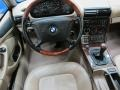 Beige Dashboard Photo for 1998 BMW Z3 #78475796