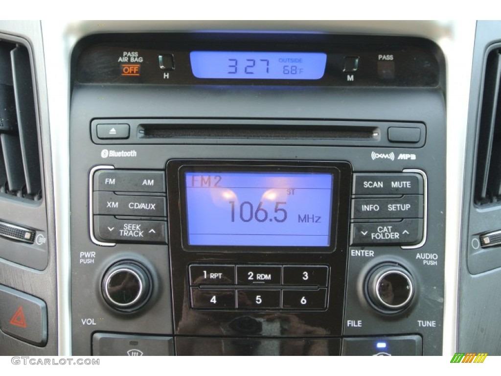 2011 Hyundai Sonata Gls Audio System Photos Gtcarlot Com