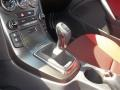 Red Leather/Red Cloth Transmission Photo for 2013 Hyundai Genesis Coupe #78477000