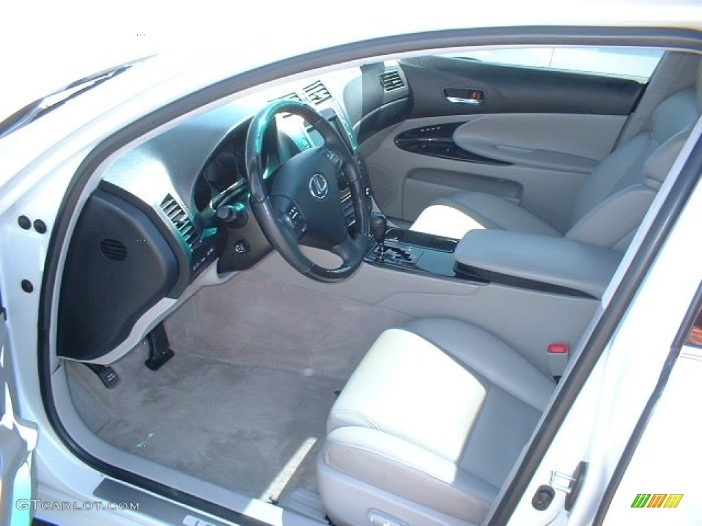 ash gray interior 2006 lexus gs 300 photo 78478443. Black Bedroom Furniture Sets. Home Design Ideas