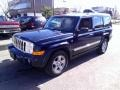 Midnight Blue Pearl 2006 Jeep Commander Limited 4x4