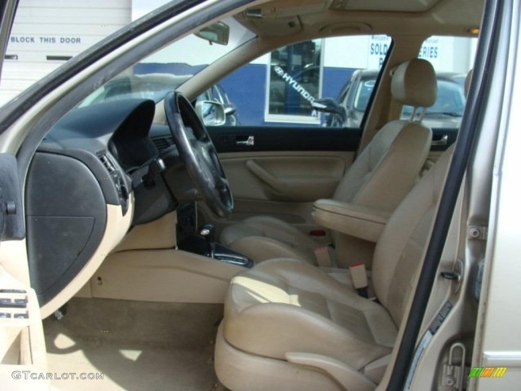 2004 Volkswagen Jetta GLS Sedan Interior Photos | GTCarLot.com
