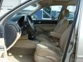 Beige 2004 Volkswagen Jetta Interiors
