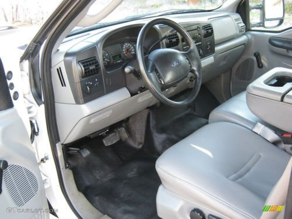 2007 Ford F350 Super Duty Xl Crew Cab Interior Color Photos