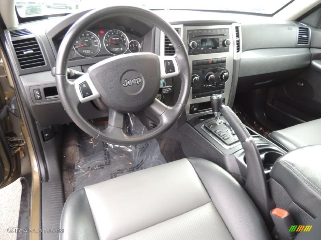 Medium slate gray dark slate gray interior 2009 jeep grand - Jeep grand cherokee laredo interior ...