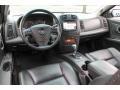 Ebony 2007 Cadillac CTS Interiors