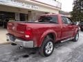2011 Deep Cherry Red Crystal Pearl Dodge Ram 1500 Big Horn Quad Cab 4x4  photo #8