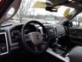 2011 Deep Cherry Red Crystal Pearl Dodge Ram 1500 Big Horn Quad Cab 4x4  photo #10