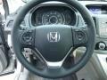 2013 Alabaster Silver Metallic Honda CR-V EX AWD  photo #17