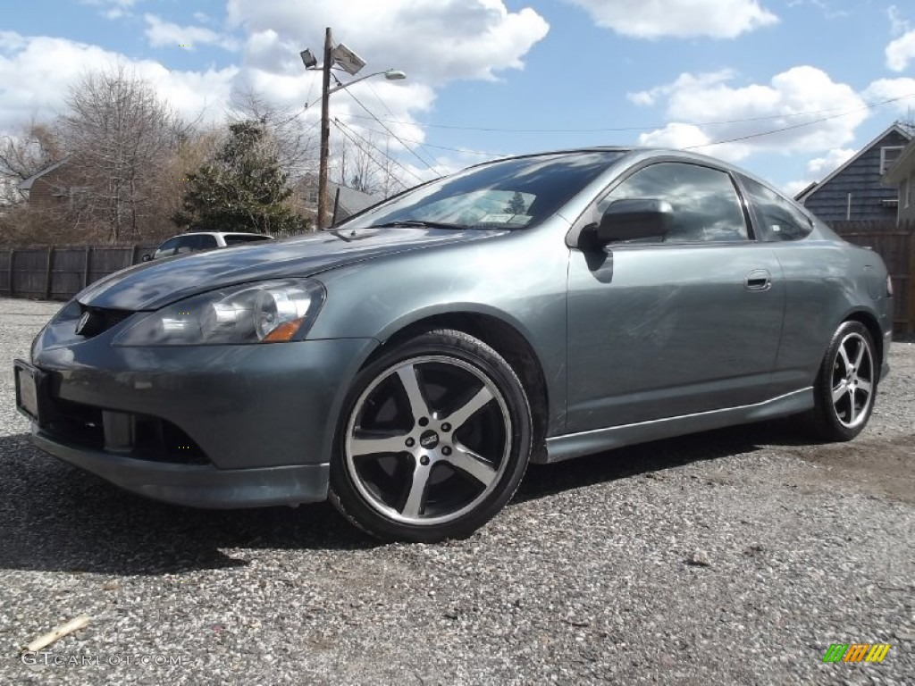 2006 Jade Green Metallic Acura Rsx Type S Sports Coupe 78461554