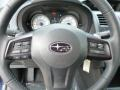 Black Steering Wheel Photo for 2013 Subaru Impreza #78509844