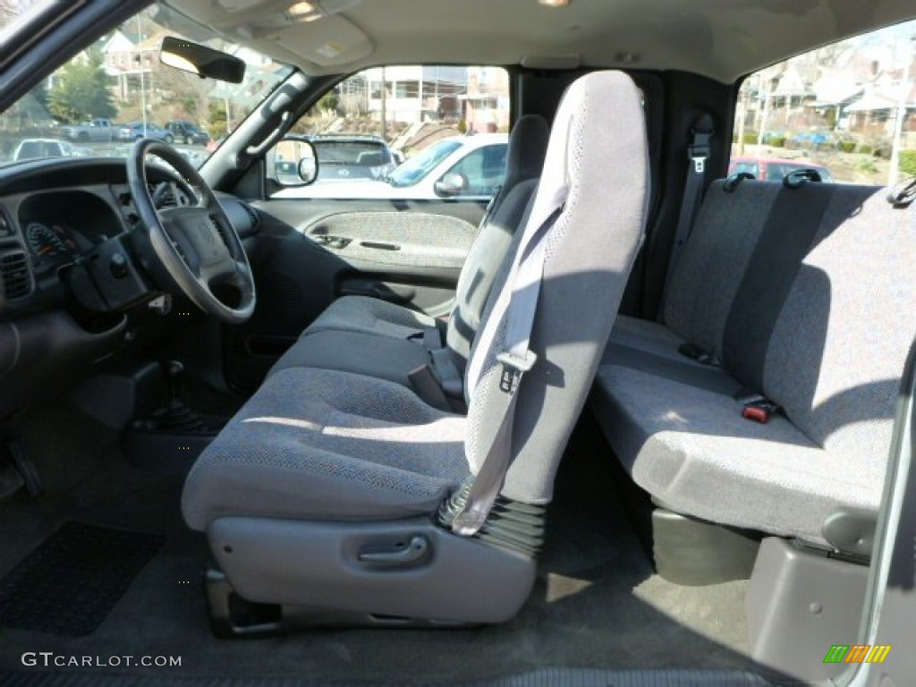2002 dodge ram 2500 interior
