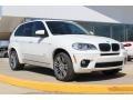 Alpine White 2013 BMW X5 Gallery