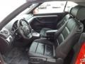 Black Front Seat Photo for 2008 Audi A4 #78522104
