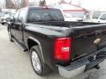 2012 Black Granite Metallic Chevrolet Silverado 1500 LTZ Crew Cab 4x4  photo #34