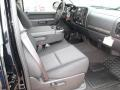 2013 Black Chevrolet Silverado 1500 LT Crew Cab 4x4  photo #6