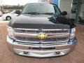 2013 Black Chevrolet Silverado 1500 LT Crew Cab 4x4  photo #15
