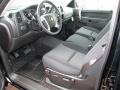2013 Black Chevrolet Silverado 1500 LT Crew Cab 4x4  photo #18