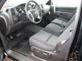 2013 Black Chevrolet Silverado 1500 LT Crew Cab 4x4  photo #18