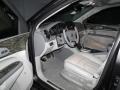 2013 Enclave Premium Titanium Leather Interior