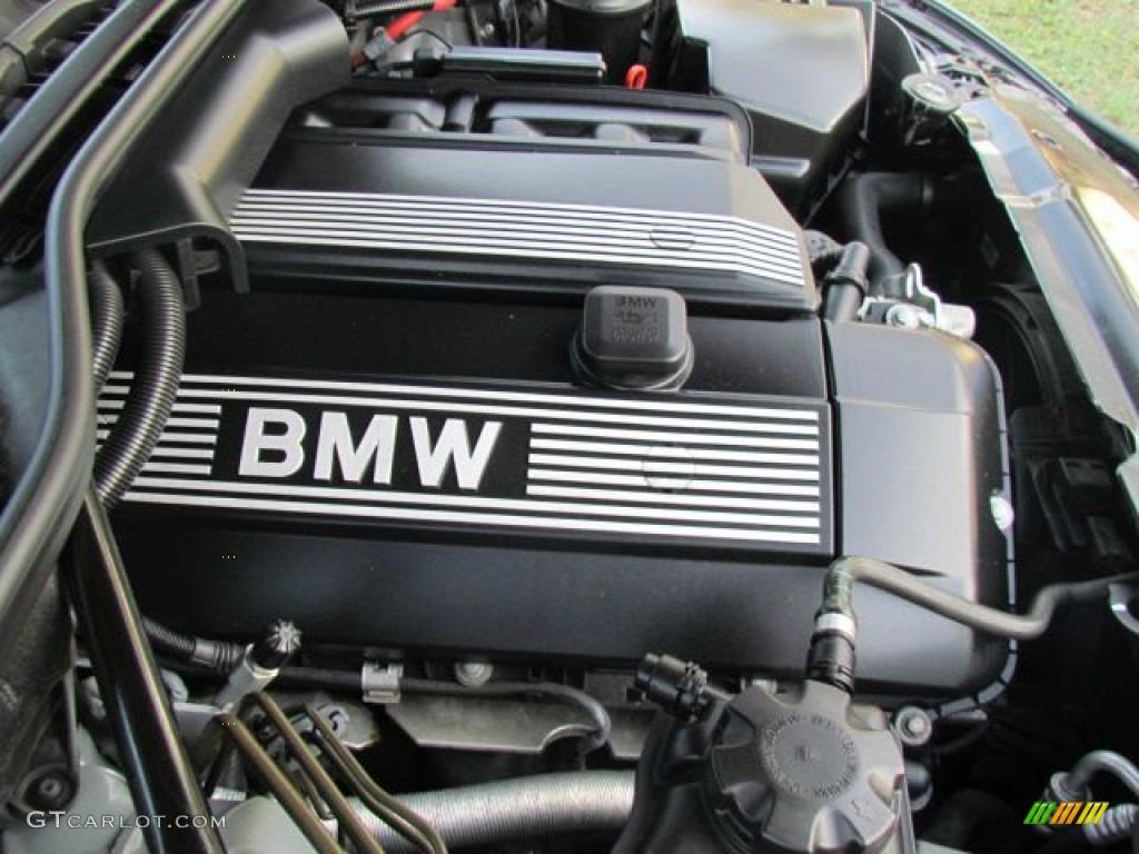 2004 Bmw 5 Series 530i Sedan Engine Photos
