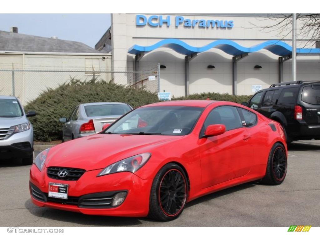 2010 tsukuba red hyundai genesis coupe 3 8 coupe 78550491 car color galleries. Black Bedroom Furniture Sets. Home Design Ideas