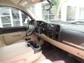 2011 White Diamond Tricoat Chevrolet Silverado 1500 LT Crew Cab  photo #6
