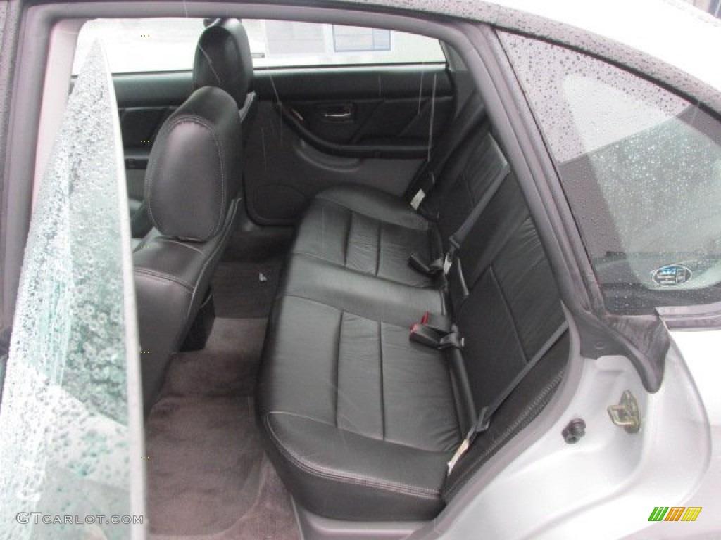 2002 subaru legacy gt limited sedan rear seat photos gtcarlot com
