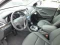 Black Prime Interior Photo for 2013 Hyundai Santa Fe #78564298