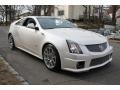 Front 3/4 View of 2011 CTS -V Coupe