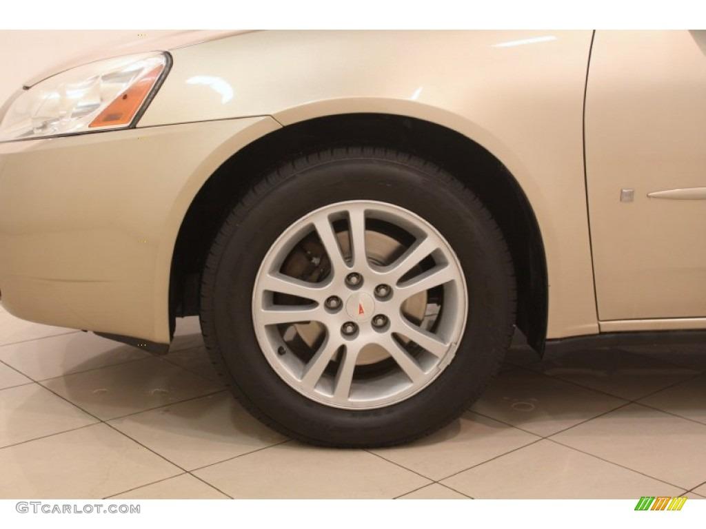 2006 Pontiac G6 V6 Sedan Wheel Photos Gtcarlot Com